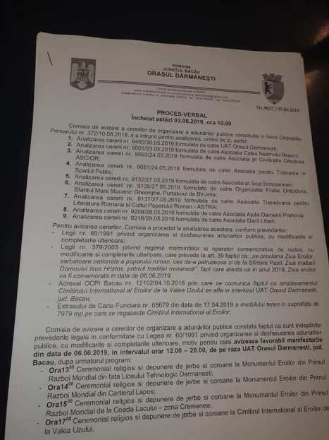 """61754040 1851567738320419 6834633946920124416 n - Manipularea cu """"incidentele de la Valea Uzului"""" a ajuns la Cluj"""