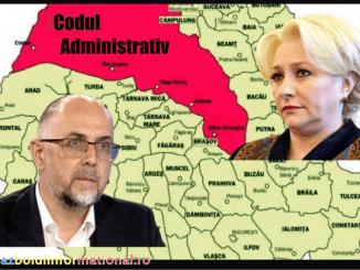 cod - Codul administrativ a fost publicat vineri în Monitorul Oficial - Protest