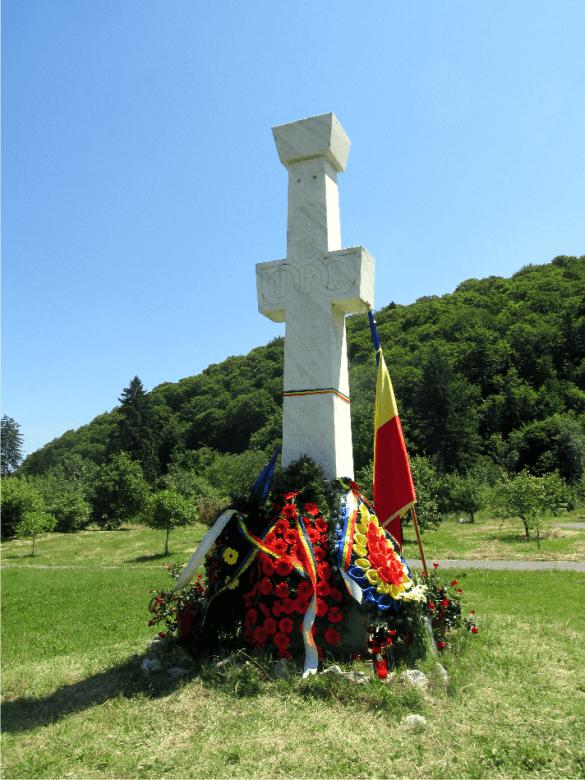 cruce fagaras - Luptătorii anticomuniști Făgărașeni, comemorați la Sâmbăta de Sus