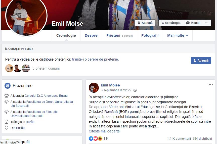 ScreenShot 20190905224604 - Organizarea slujbelor la începutul anului școlar si Mișcarea Legionară ... cazul Emil Moise