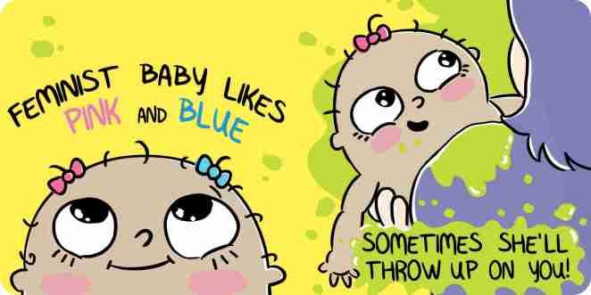Emag & Feminist Baby