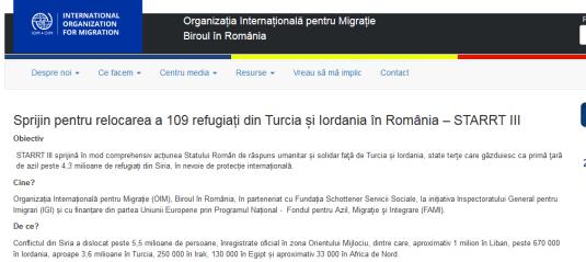 Colonizarea României
