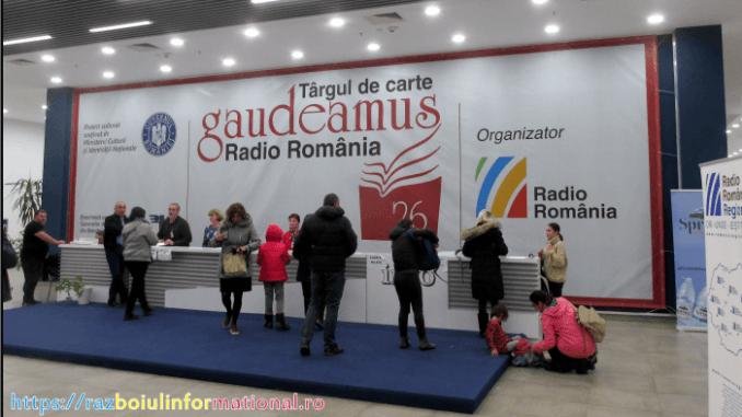 Targul Gaudeamus 2019