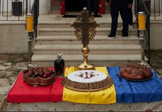 Mănăstirea Comana 2020