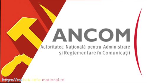 Se redeschide toate siturile anunţă ANCOM