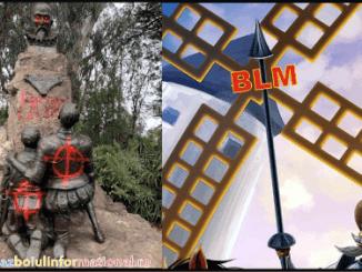 BLM & Miguel de Cervantes