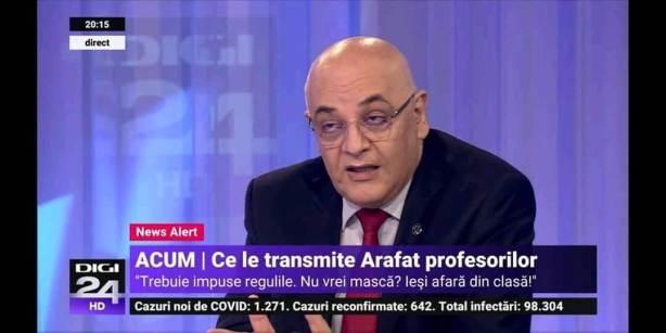 119148689 329973881573533 443287053804462007 n 300x150 - Cetăţeanul Arafat Raed nu cunoaşte Constituţia şi nici legile ţării