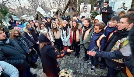 139419110 242296230797249 2908578847734584322 n 300x173 - 15 Ianuarie 2021 patrioţii români uniţi în jurul lui Mihai Eminescu