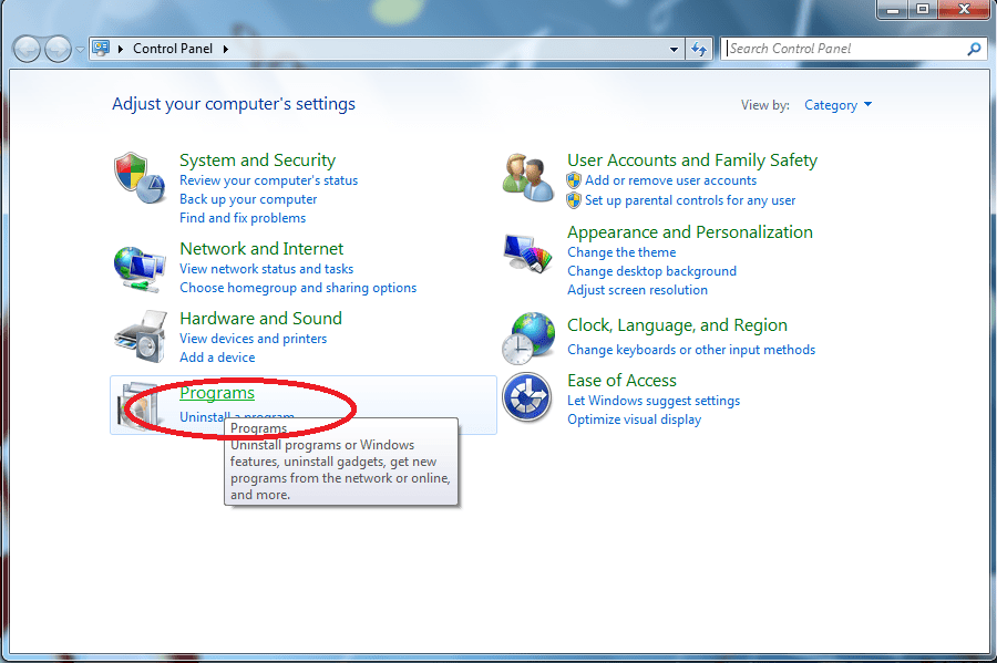 How to Install IIS on Windows 7 (1/6)