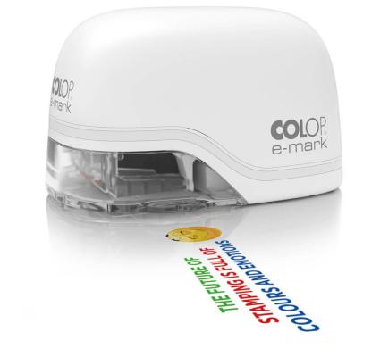 Colop e-mark, elektronické razítko