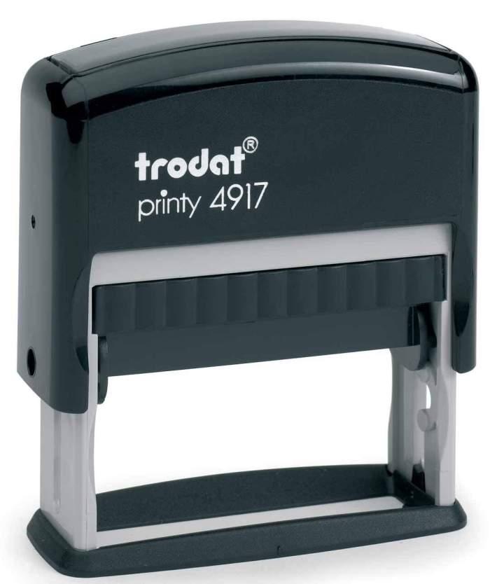 Razítko Trodat Printy 4917