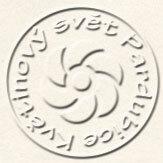 Trodat Seal - reliéfní razítko, plastotyp, kulaté 41 mm