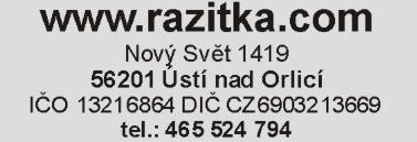 Razítkový štoček Trodat Printy 4912, Colop Printer 30