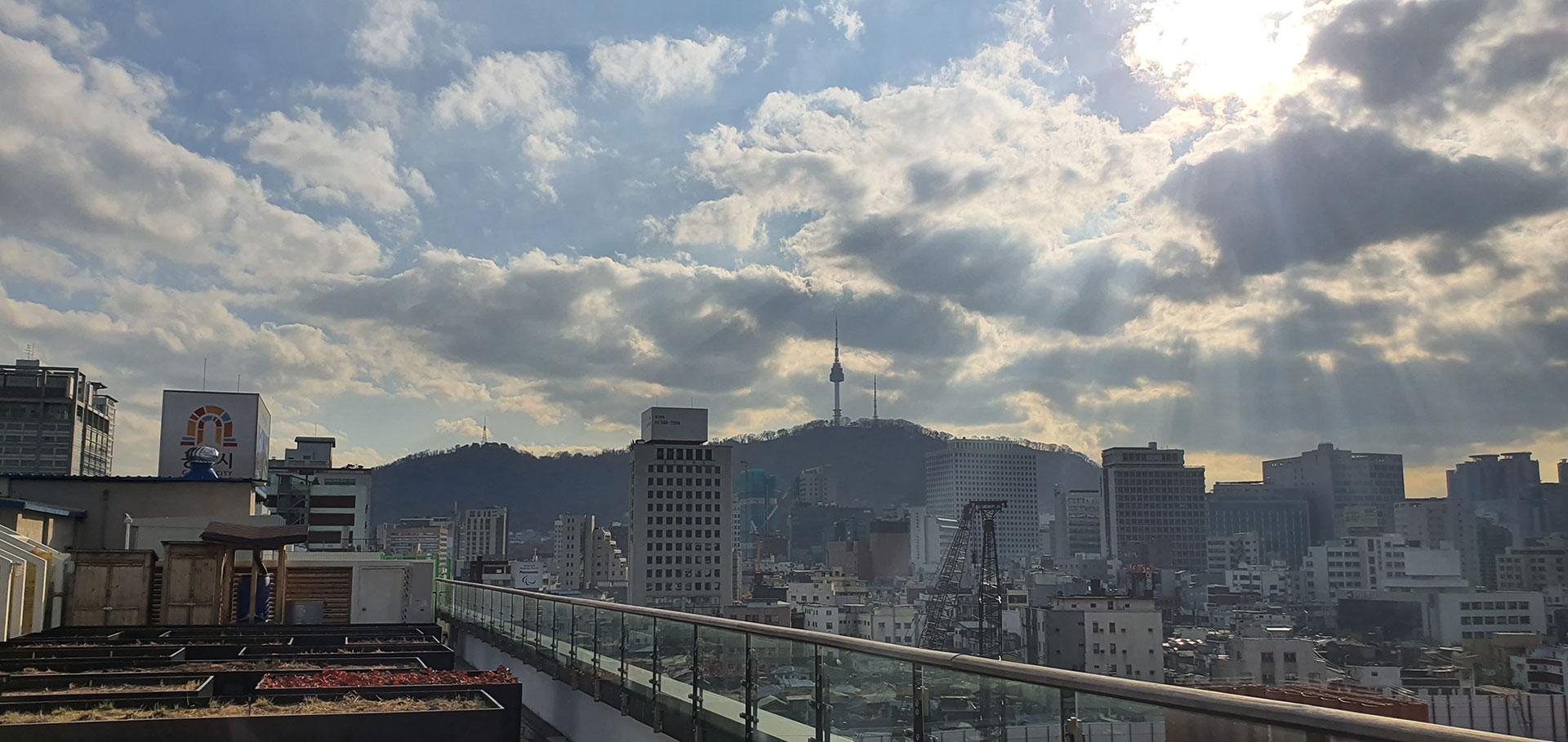 Beautiful souls of Seoul, Korea
