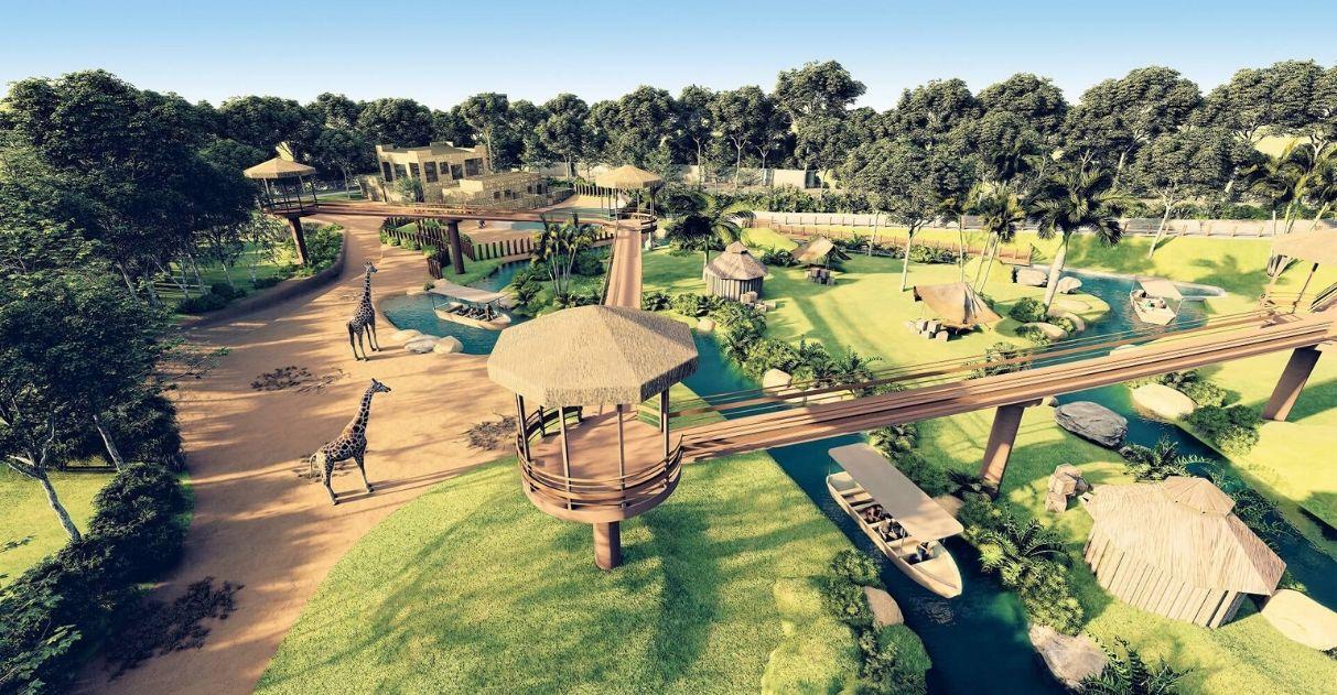 Zoológico do Rio vira BioParque e decreta fim do enjaulamento de animais