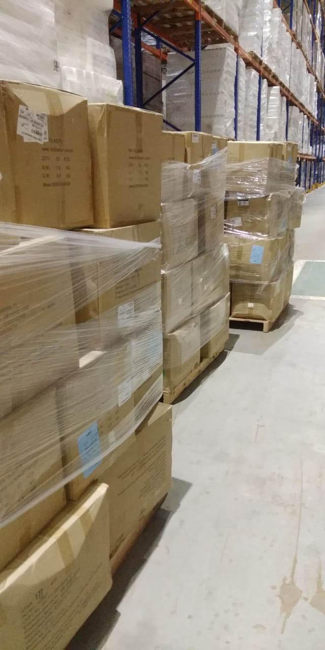 Empresas doam dezenas de cilindros de oxigênio e toneladas de insumos a hospitais de Manaus 2
