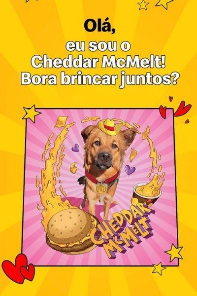 Campanha de adoção McDonald's