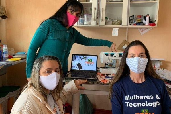 projeto de tecnologia ajuda mulheres empreendedoras de baixa renda
