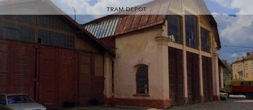 "Razom IT presents ""Converting a Tram Depot into a Creative Quarter in Lviv: A conversation with Ilia Kenigshtein"""