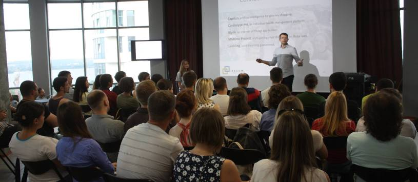 Razom IT presents: Andrey Akselrod on Tech StartUp Cultures in US & UA