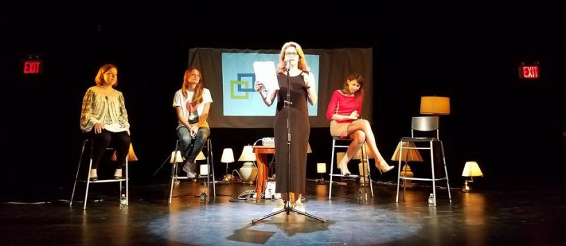 Connect through a story: NYC storytelling festival Speak Up, Rise Up