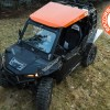 Metal Roof for Polaris RZR 900 UTV and Side by Side