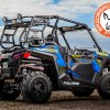 Polaris RZR 900 Sherpa RBO Rack for UTV and Side by Side