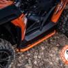 CF Moto Z Force Rock Sliders