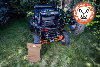 Polaris RZR 1000 Cooler Pad