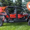 UTV and Side by Side Rack for 4 Seater Polaris RZR 1000 Expedition