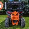 UTV Spare Tire Mount for CFMoto ZForce