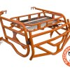 Polaris 1000 Expedition Cargo Rack RBO-Orange Accessories for UTV and Side by Side