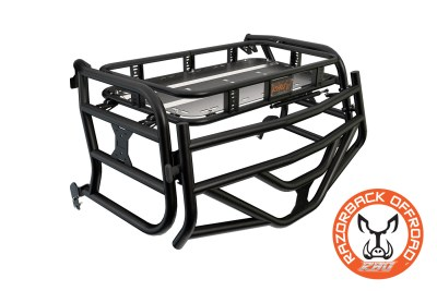 Polaris 570-800 Expedition Cargo Rack Powdercoat-Black