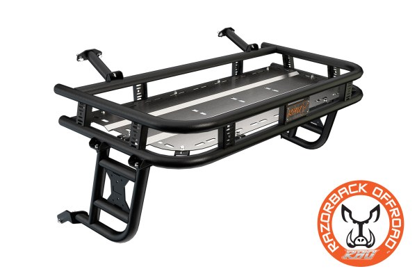 Polaris 900 Expolorer Cargo Rack Powdercoat-Black