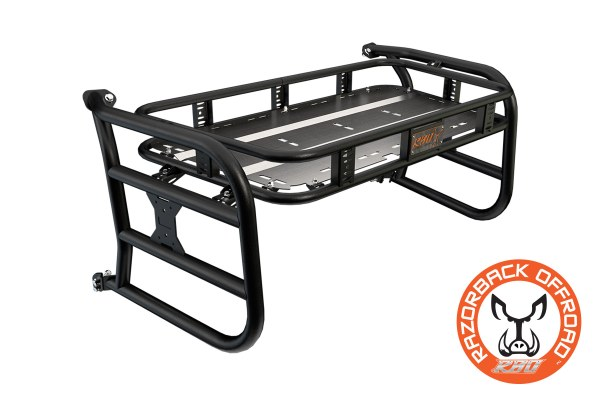 CFMoto Z-Force 800 Sherpa Cargo Rack Powdercoat-Black