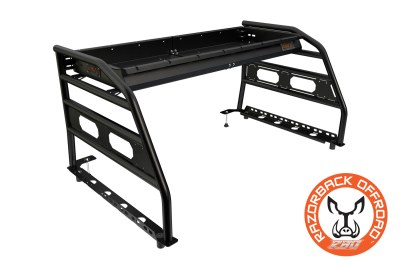 Polaris Ranger Utility Cargo Rack Powdercoated-Black