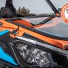 Rubber Locking Mechanism for Can-Am Maverick Windshield