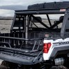 Polaris Ranger Rear Storage Rack with Bed Rim Rack