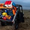 Polaris Ranger Camping