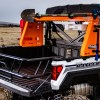 Polaris ranger storage rack