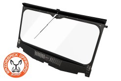 Polaris Ranger Folding Front Windshield
