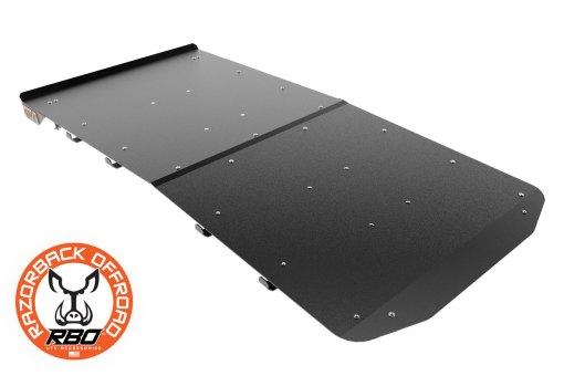 top Polaris Turbo S 4 Seat Aluminum Roof custom heavy duty UTV offroad accessories with easy install