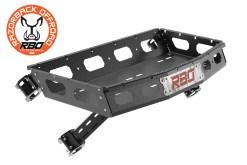 CAD image of Polaris Turbo S UTV Cargo rack