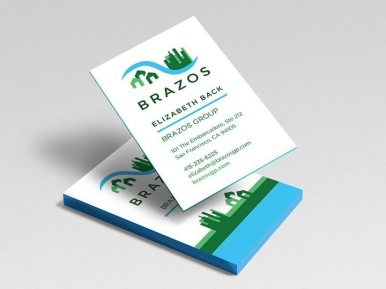 Brazos Group Business Cards