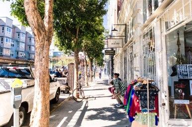 Valencia Street Boutiques