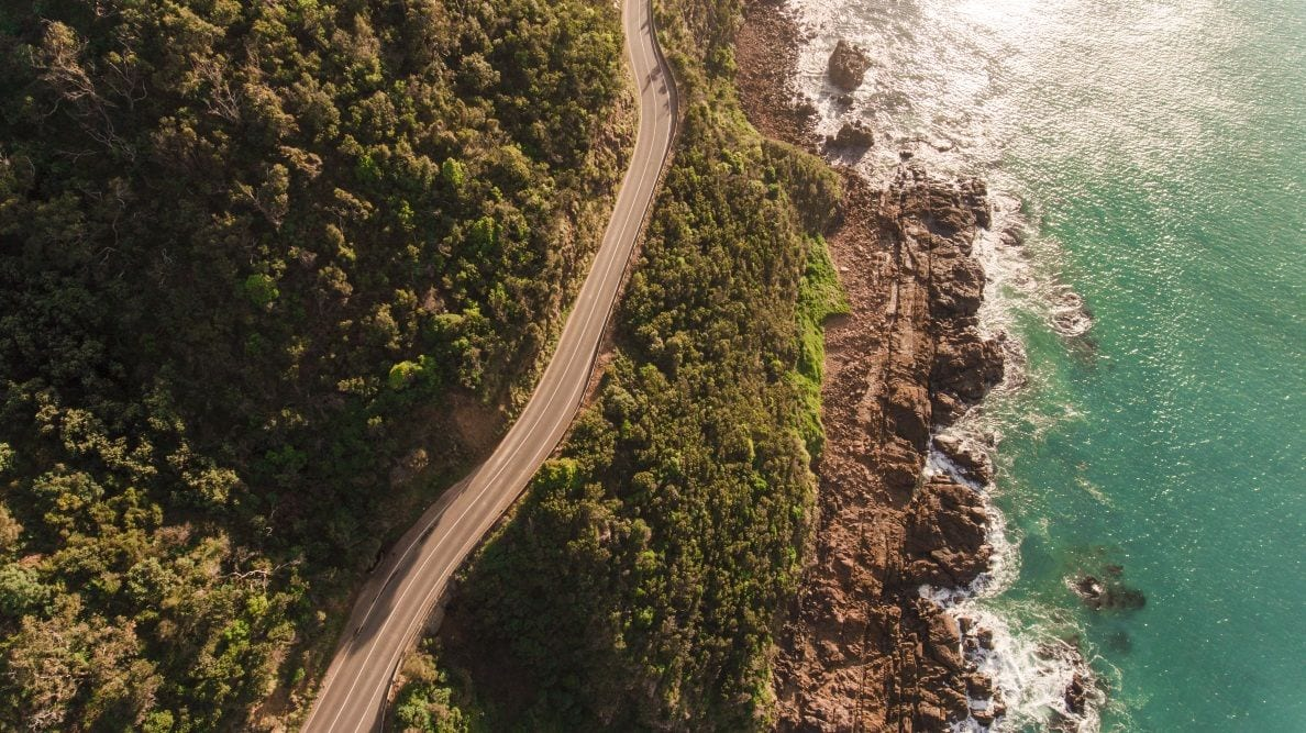 Australia Ocean Road