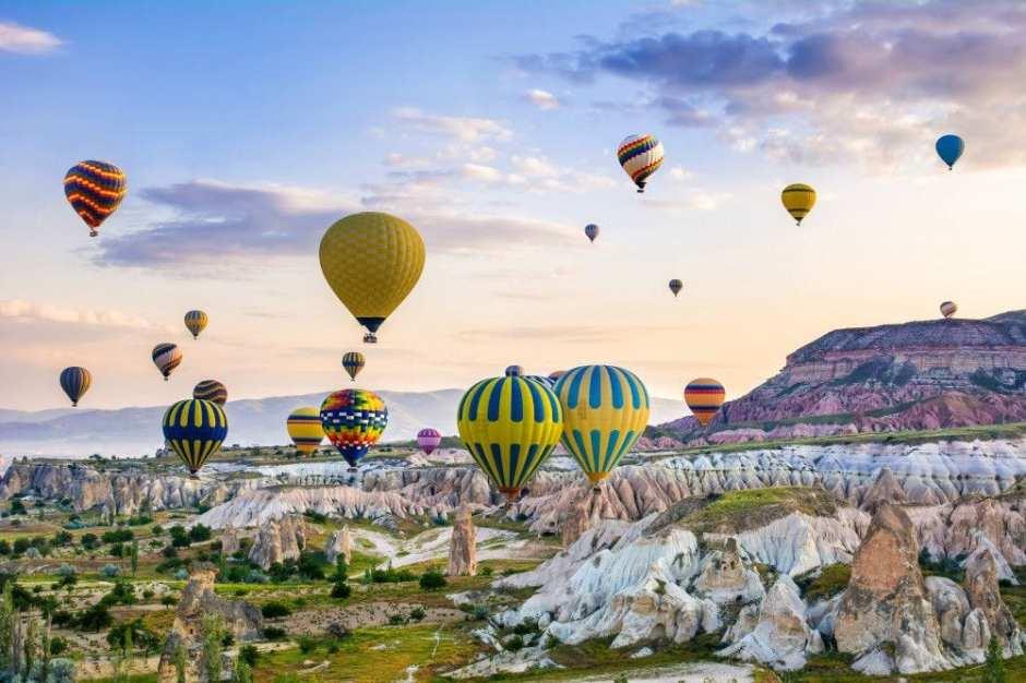 Cappadocia zbor balon