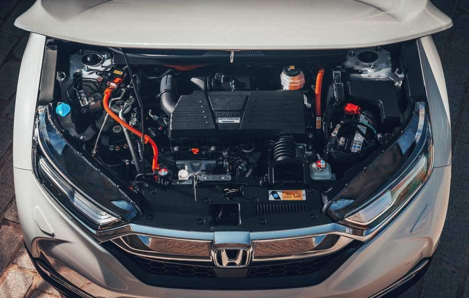 Motor Honda-CR-V-Hybrid