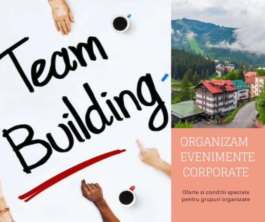 Organizare team building