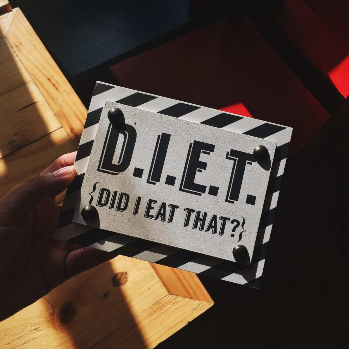 Dieta ideală